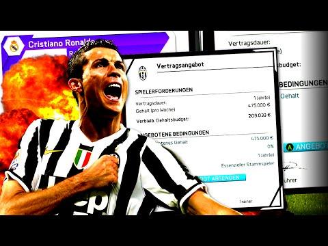 FIFA 16 : RONALDO BEI JUVE – KRASSESTER DEAL EVER – KARRIERE mit JUVENTUS TURIN #40
