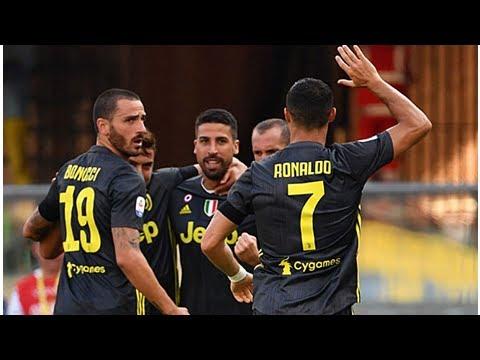 Serie A – Juventus Turin: Trainer Massimiliano Allegri ist von Sami Khedira begeistert