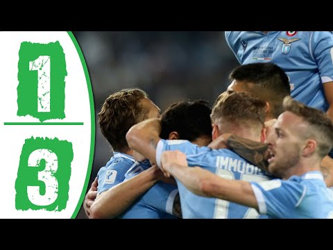 Juventus vs Lazio 1-3 Highlights & Goals Resumen y Goles – Supercoppa FINAL 2019