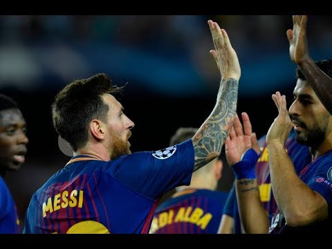 Barcelona vs Juventus [3-0]  – Champions League, Group Stage 2017