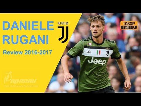 DANIELE RUGANI ● Juventus ● Tackles, Defenses, Dribbling, Passes ● 2016/17 ● 1080 HD