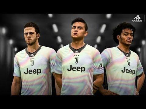 Plantilla de la Juventus de la Temporada 2018-2019 Dream League Soccer