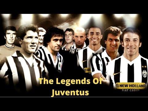 The Legends Of History Juventus Happen Now  أساطير التاريخ يوفنتوس يحدث الآن