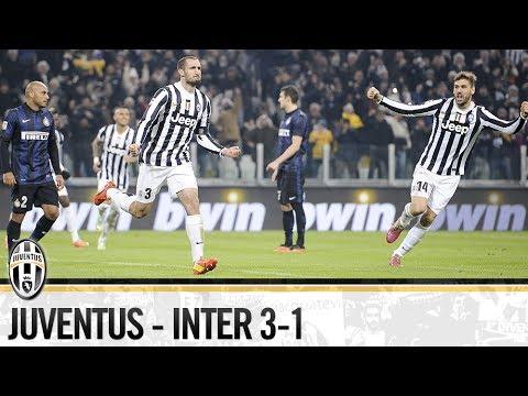 Juventus-Inter 3-1 02/02/2014 The Highlights