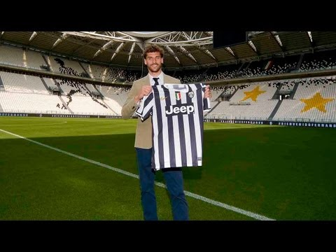 Fernando Llorente alla scoperta dello Juventus Stadium – Fernando Llorente explores Juventus Stadium