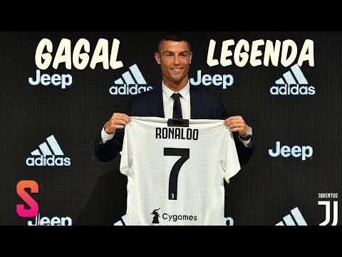 Nomor 7 di Juventus, Ronaldo Dibayangi Legenda dan Pemain Gagal