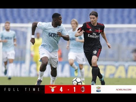 (1st) Lazio vs AC Milan – Full Match | Serie A – 10/09/2017
