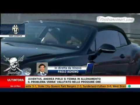 Verso Lazio Juventus Vinovo News II Problemi Per Pirlo 24/11/2011