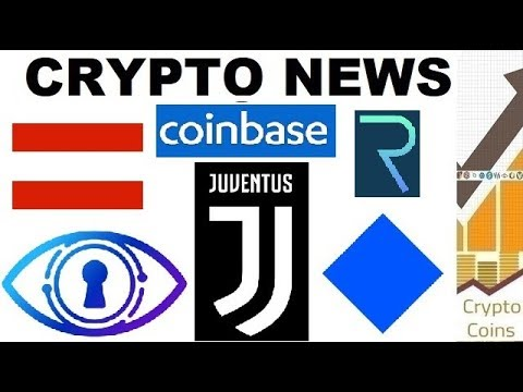 Crypto News: Austria, Coinbase, Juventus, Waves, Request Network, Ambrosus (24th-29th of September)