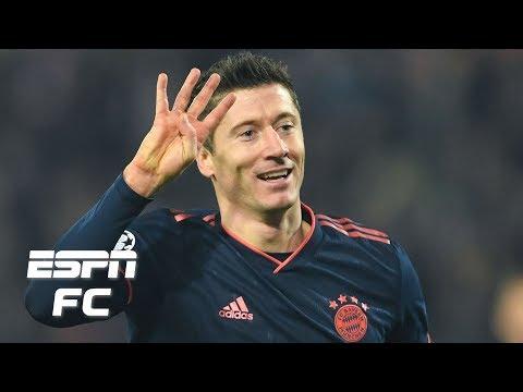 Is Bayern Munich's Robert Lewandowski still an underappreciated striker? | UEFA Champions League