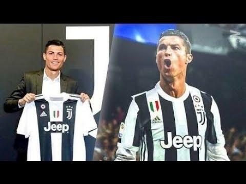 Juventus Vs Juventus B  Cr7 Debut