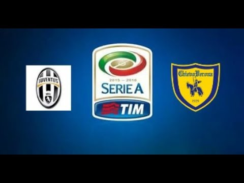 Juventus vs Chievo Verona | Serie A , Full Match | PES 2017 Gameplay PC HD1080