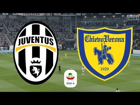 Serie A 2018/19 – Juventus Vs Chievo Verona – 21/01/19 – FIFA 19
