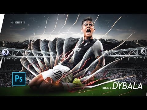 Paulo Dybala Wallpaper ( Juventus FC ) 2018/19 | Speed Art