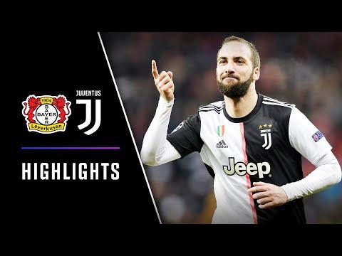 HIGHLIGHTS: Bayer Leverkusen vs Juventus – 0-2 – Group Stage, Complete ✅
