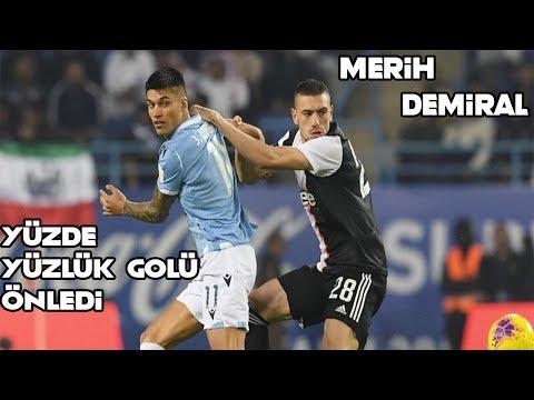 Merih Demiral vs Lazio 1080p Hatasız Oyun Kupayı Getirmedi