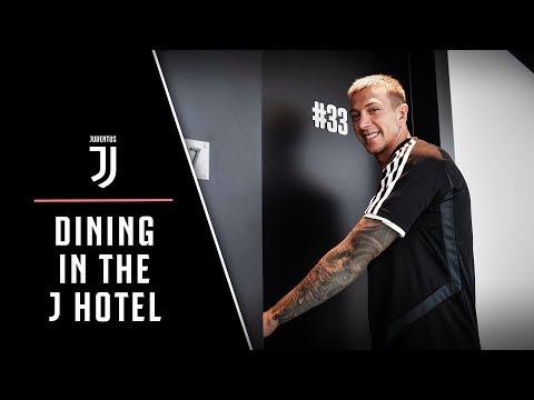 DINING IN STYLE | The champions' visit to the J Hotel!