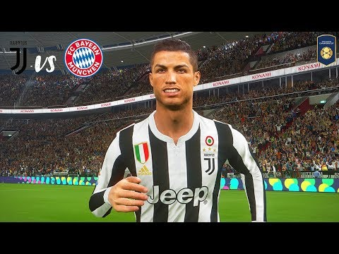 Juventus vs Bayern Munich Prediction | International Champions Cup 2018 | PS4 PES 2018 Gameplay