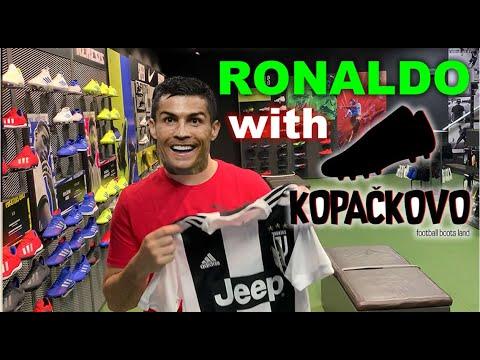 We created own Ronaldo Juventus shirt 18/19 kit !