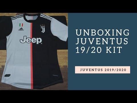 Unboxing Juventus 19/20 Kit Player Version
