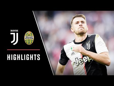 HIGHLIGHTS: Juventus vs Hellas Verona – 2-1 – Aaron Ramsey scores home debut goal!