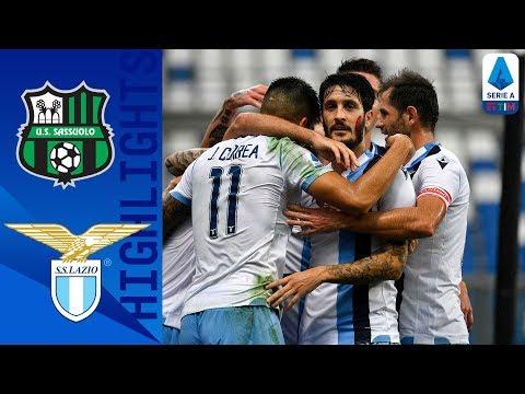 Sassuolo 1-2 Lazio | Caicedo Scores Late to Secure Lazio Win! | Serie A