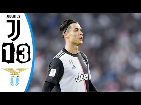 Juventus vs Lazio 1-3   -Resumen & Full highlights (HD)  – 2019