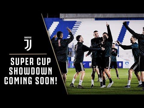 ITALIAN SUPER CUP 🏆 | JUVENTUS PREPARE FOR LAZIO TEST IN RIYADH!