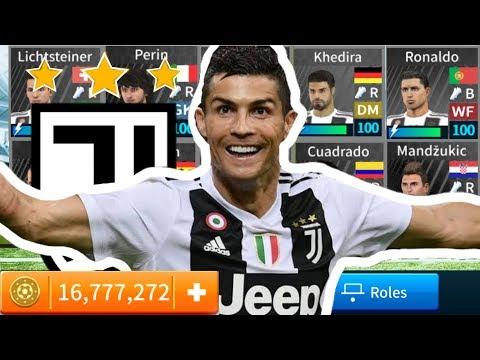 Cara Bikin Dream League Soccer 2019 Tim Juventus
