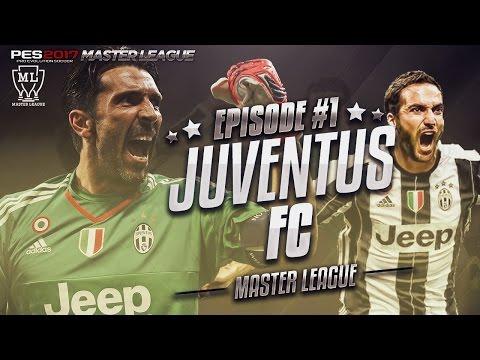 PES 2017 | Juventus ML | Episode 1 – New Start!