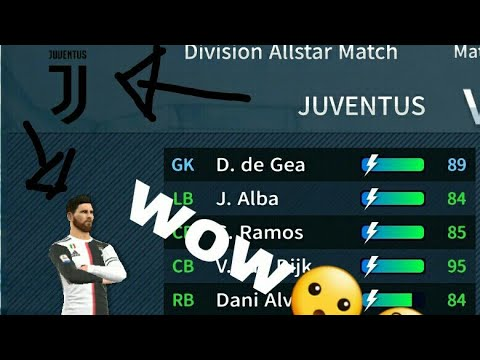 How to play with Juventus in dls19