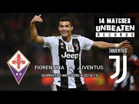 14 Pertandingan tidak terkalahkan Bianconeri – Fiorentina vs Juventus