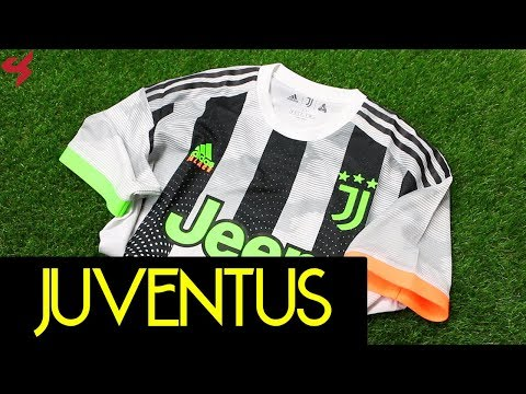 Adidas Palace Juventus 2019/20 Fourth Jersey Unboxing + Review