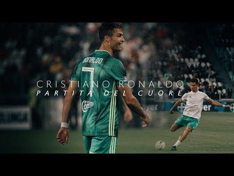 Cristiano Ronaldo – Partita Del Cuore Juventus 4K