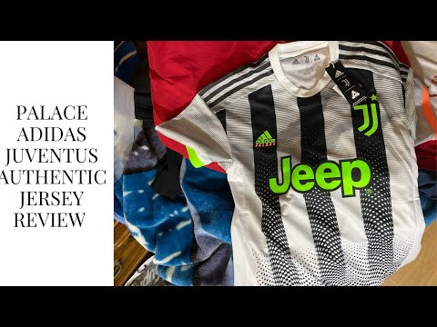 Palace Adidas Juventus Authentic Jersey review