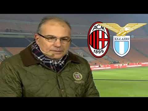 SUMA SALUTA LA COPPA ITALIA – Gol Correa – Milan Lazio 0-1