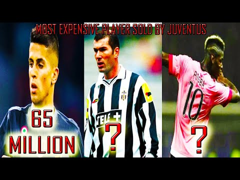 JUVENTUS TOP TEN ALL TIME  MOST EXPENSIVE PLAYER SOLD EVER (2020)