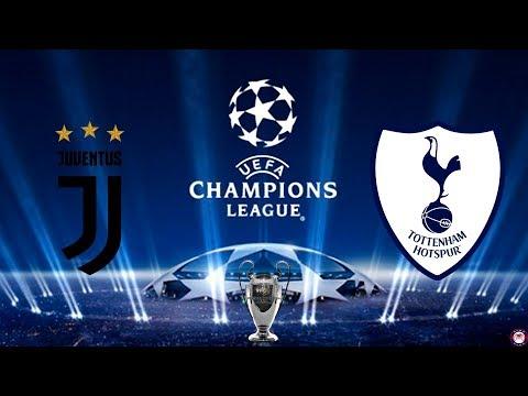 Juventus vs Tottenham | UEFA Champions League 2017/2018 | Round of 16 – 1st Leg | FIFA 18 Simulation
