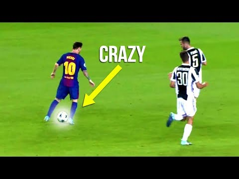 Lionel Messi Destroying Juventus (Barcelona vs Juventus) 2017 1080p