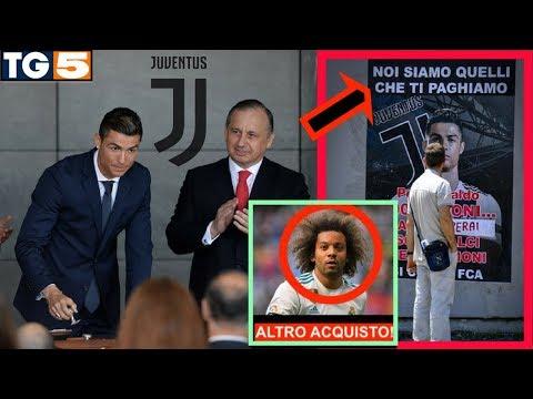 Ronaldo Juventus | { Marcelo in arrivo } Sciopero Operai fiat | Ultime News
