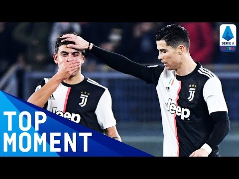 Cristiano Ronaldo Gives Juve the Lead! | Lazio 3-1 Juventus | Top Moment | Serie A