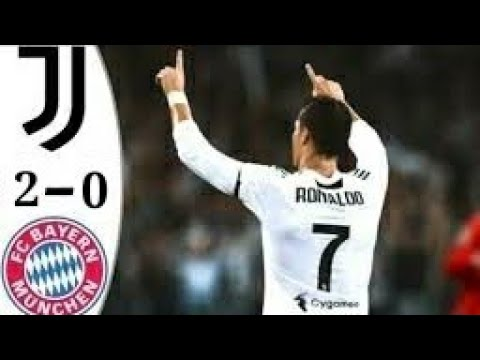 Juventus vs Bayern Munich | 2-0 | resumen highlights Amistoso 2018