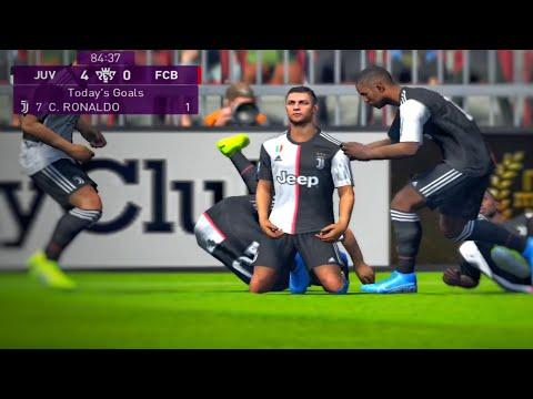 PES 2020 Mobile ? Fc Bayern Munchen vs Juventus ? Full Match Gameplay 60 FPS