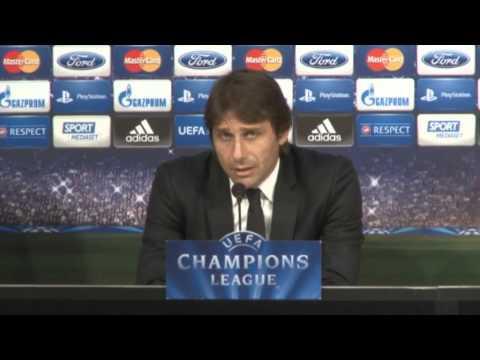 Juventus vs Bayern Munich – Conte post-match press conference
