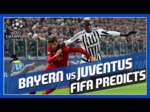 Bayern Munich vs. Juventus – 16 March 2016 – UEFA Champions League