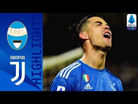 SPAL 1-2 Juventus | Ronaldo Scores in his 1000th Professional Match! | Serie A TIM