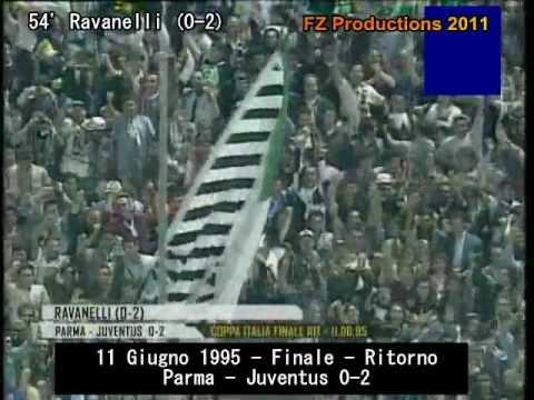 Coppa Italia 1994-1995: Il cammino della Juventus