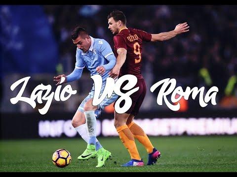 Lazio-Roma 2-0 | Andata – Coppa Italia 2017