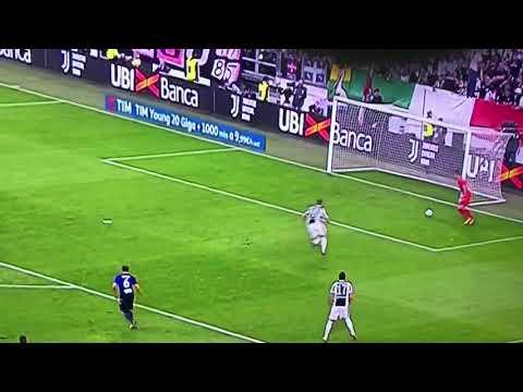 HIGUAIN STRAKOSHA clamoroso errore! Juventus Lazio 1 a 0