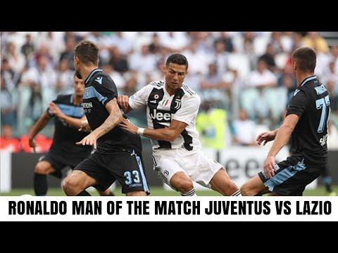 HEBAT, Tekuk Lazio, Cristiano Ronaldo Jadi Pemain Terbaik di Laga Juventus vs Lazio